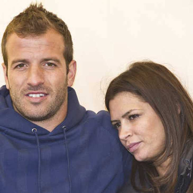 Rafael van der Vaart und Sabia Boulahrouz: Von Fans beschimpft!