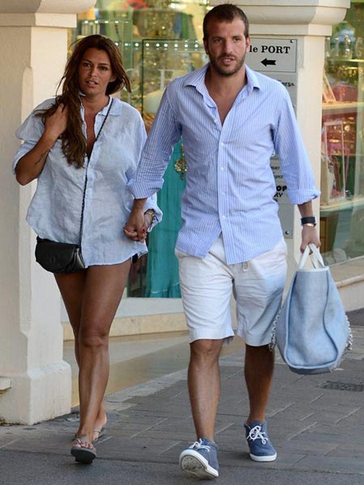 Sabia Boulahrouz und Rafael van der Vaart sollen sich getrennt haben