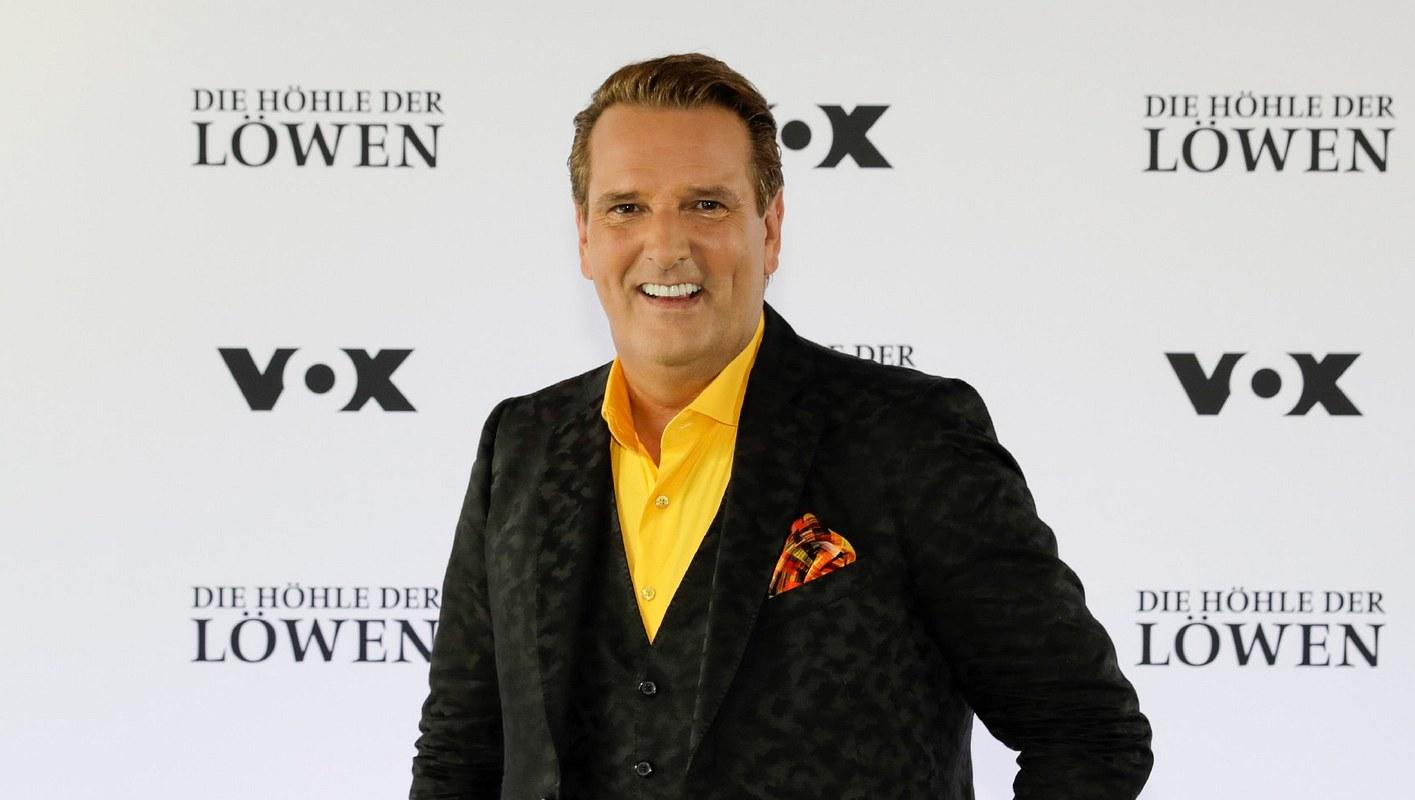 Ralf Dümmel investiert sein Vermögen bei Die Höhle der Löwen