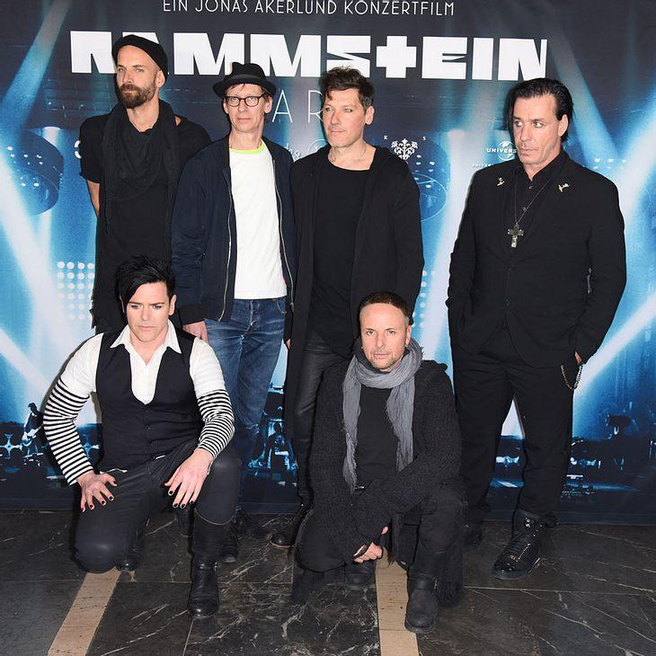 Rammstein: Hört die Band auf?