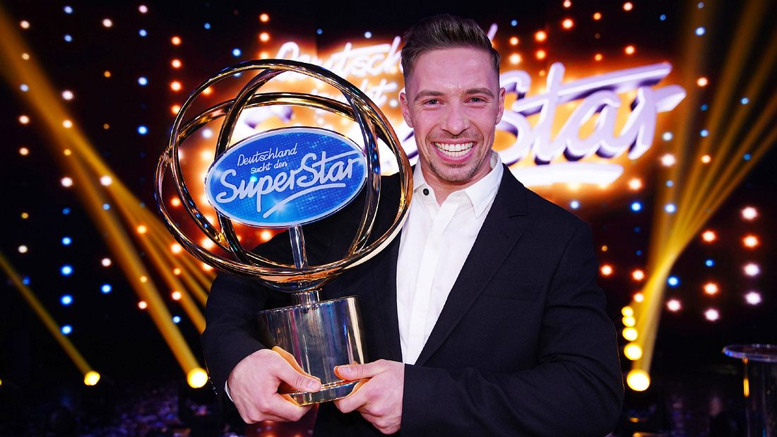 Ramon Roselly ist DSDS-Superstar