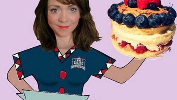 Ramona Dempsey ist jetzt Torten-Bäckerin