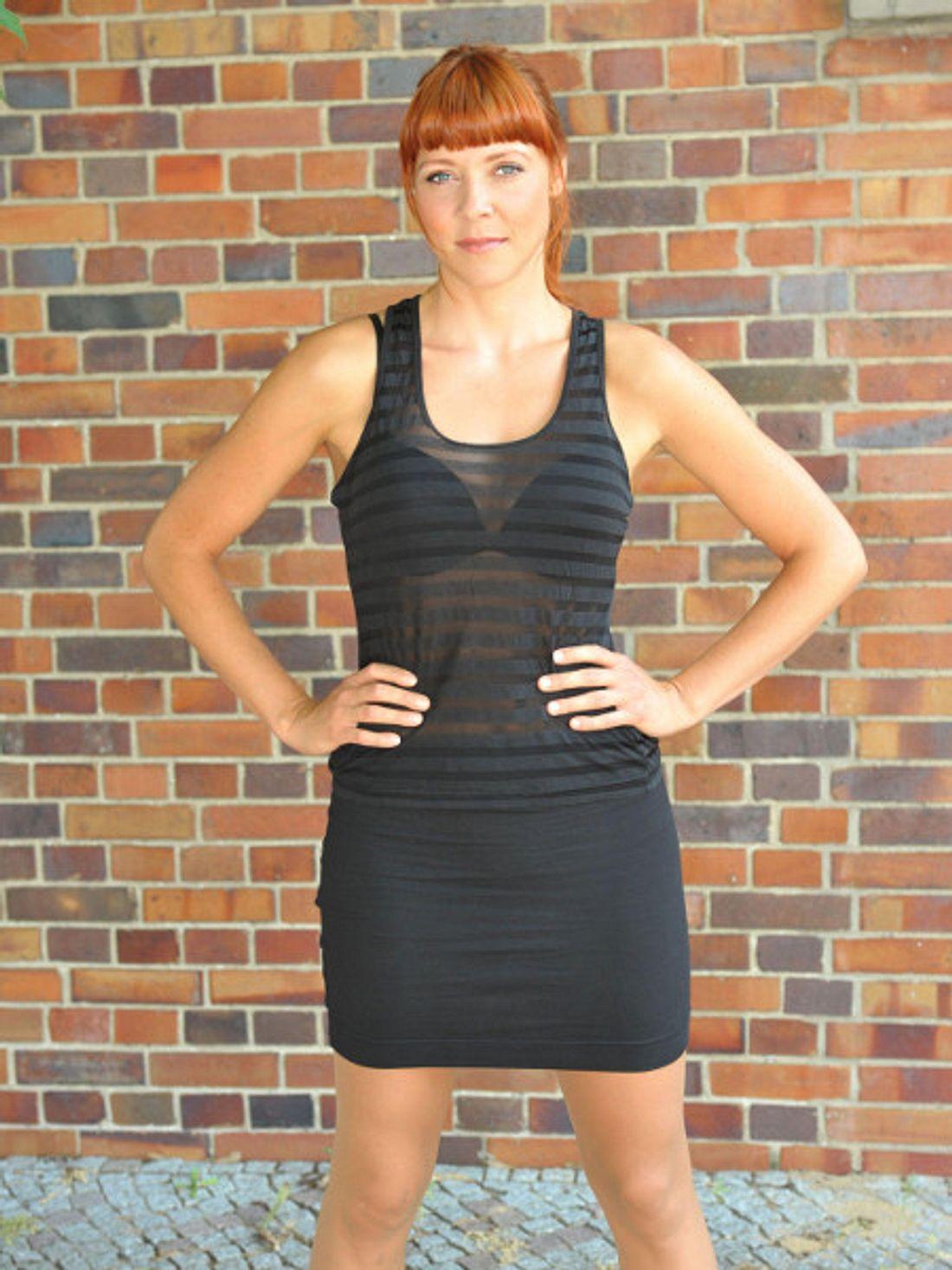 GZSZ-Ramona Dempsey wog 25 Kilo mehr.