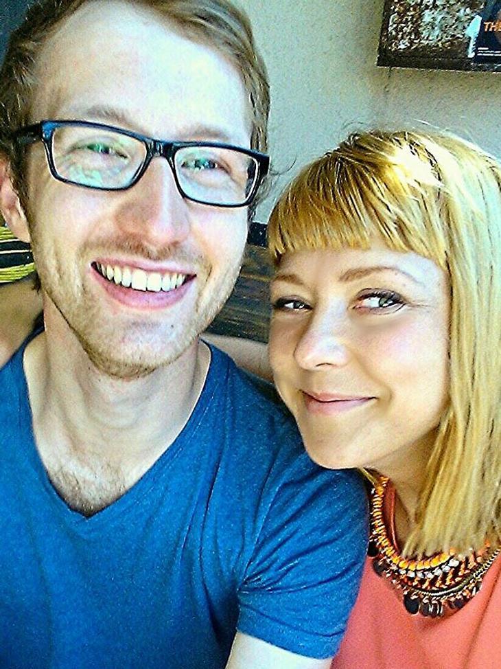 Ramona Dempsey und Davod lassen sich scheiden