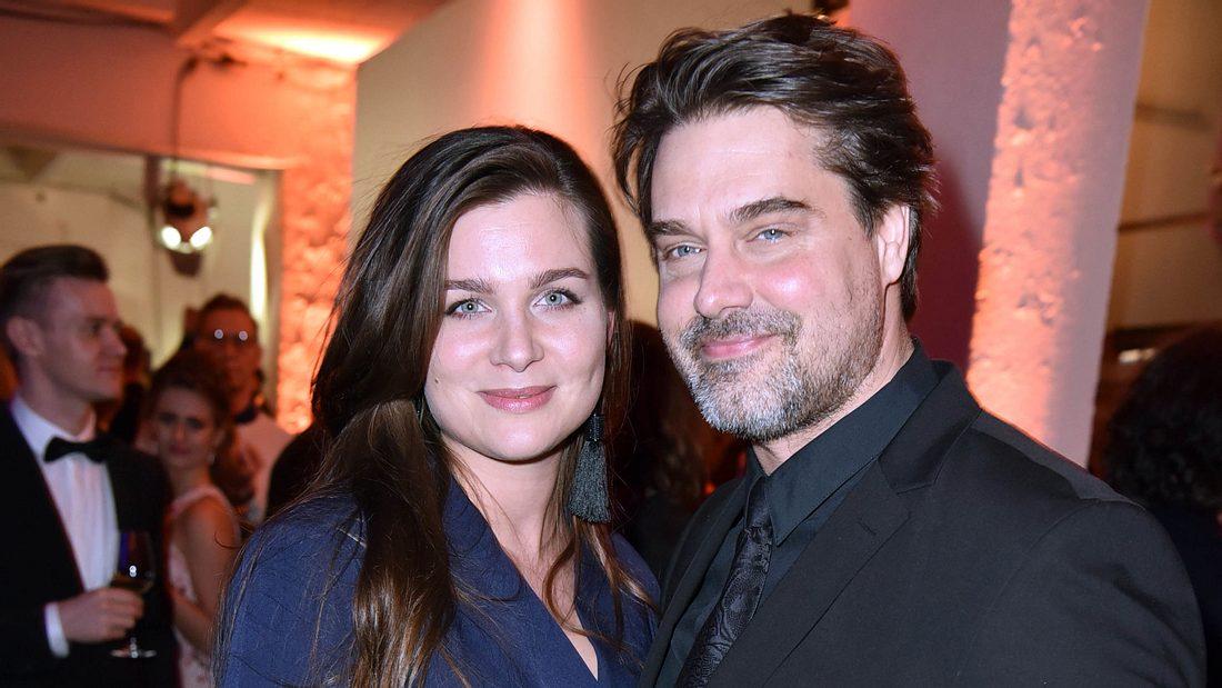 Raphaël Vogt mit Freundin Kati Bork