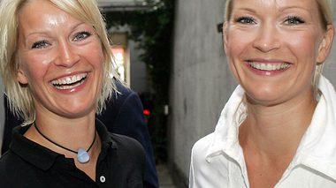 Ratiopharm-Zwillinge Gyde Schmidt und Folke Kaempfe - Foto: imago