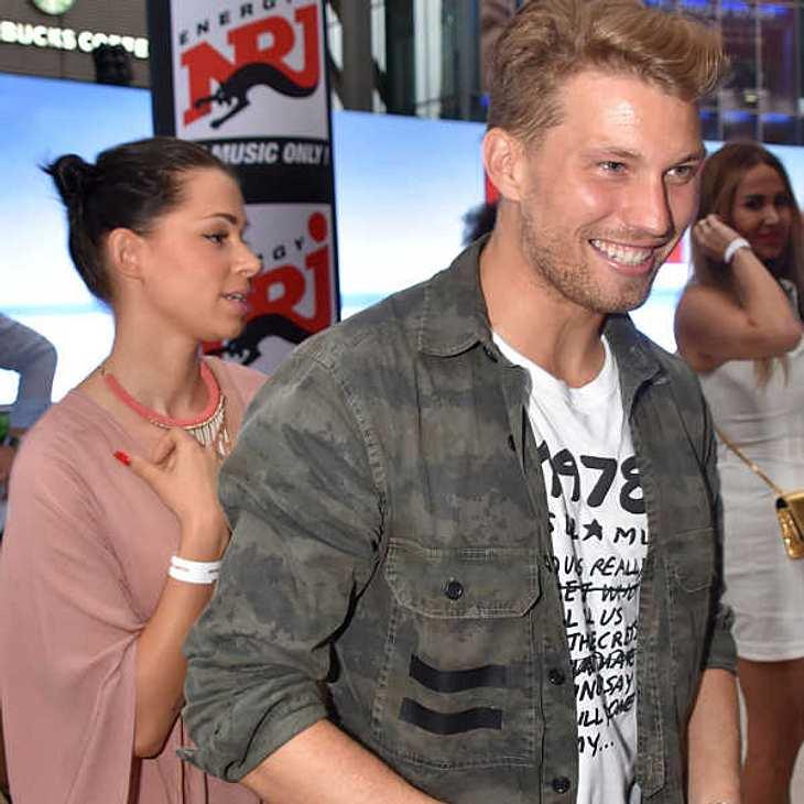 Raúl Richter zeigt seine neue Freundin Jessy!