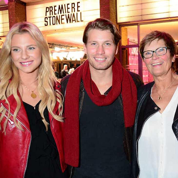 Raul Richter feiert Comeback mit Mama und Freundin Valentina Pahde!