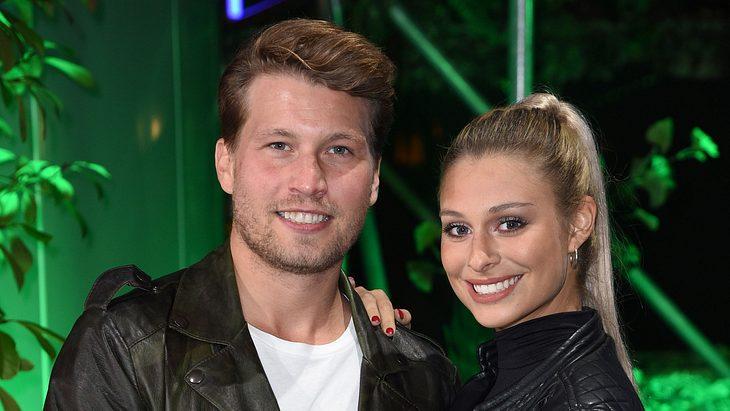 Gemeinsamer Auftritt von Raúl Richter und seiner Freundin Vanessa Schmitt