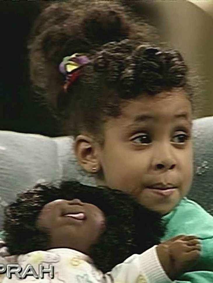 """Was wurde eigentlich aus den Kinderstars?Zum Abknutschen war die süße Raven Simonè (26) als Olivia in """"The Bill Cosby Show"""". Kaum fünf Jahre alt und schon so frech."""