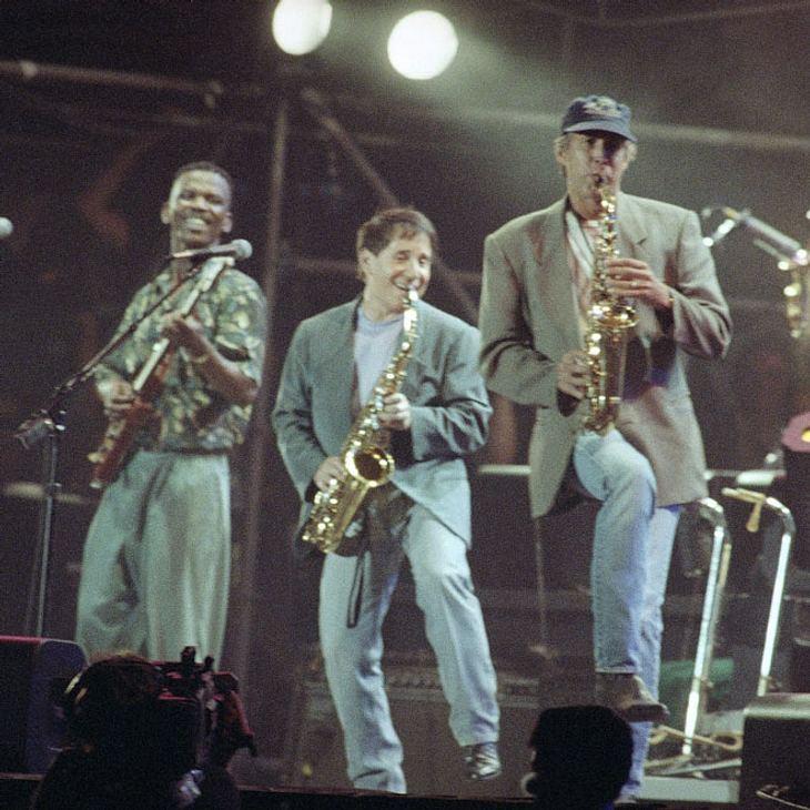 Ray Phiri: Südafrikanischer Jazzmusiker gestorben