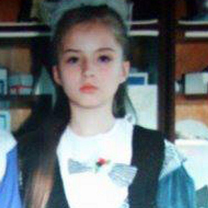 Valeria Lukyanova als Kind