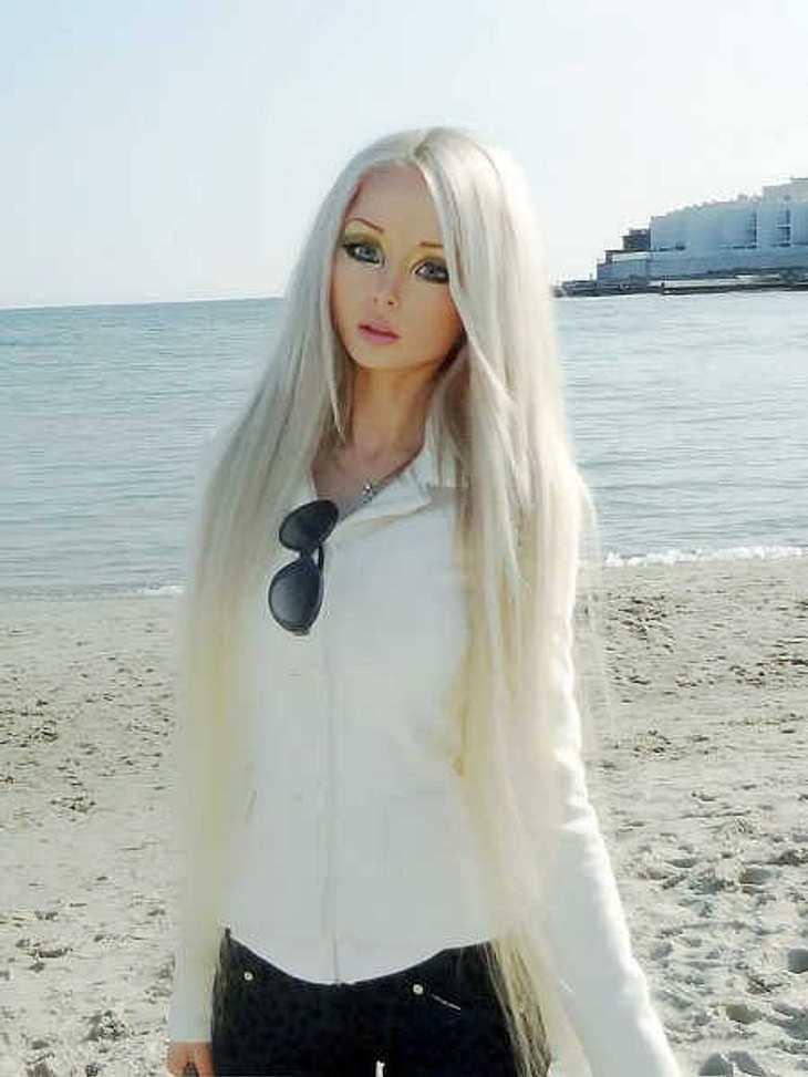 "Real-Life-Barbie Valeria Lukyanova: ""Kinder lösen in mir Abscheu aus!"""