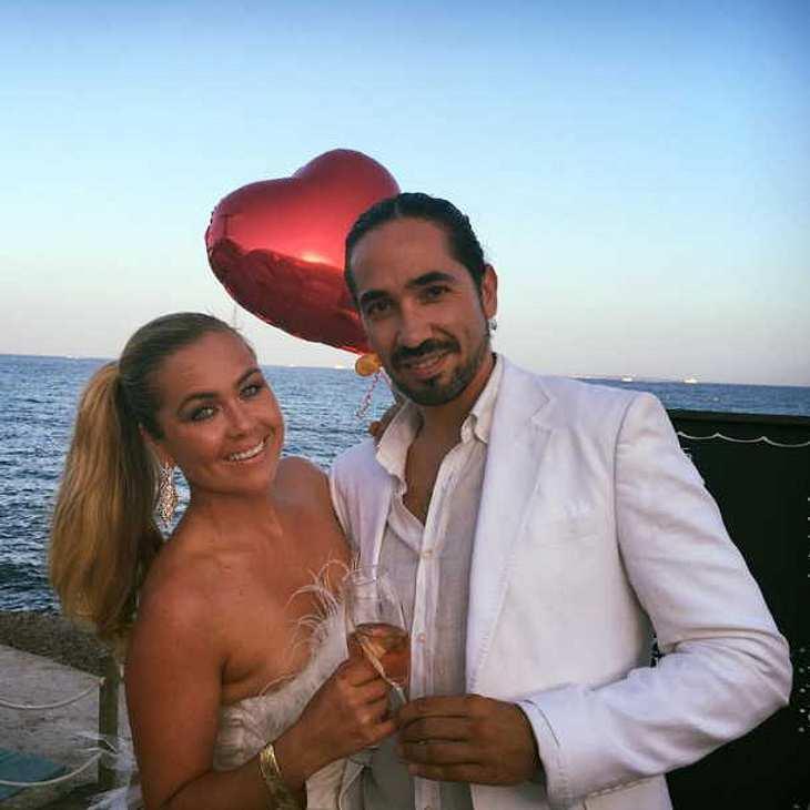 Rebecca Kratz: So romantisch war ihre Hochzeit!