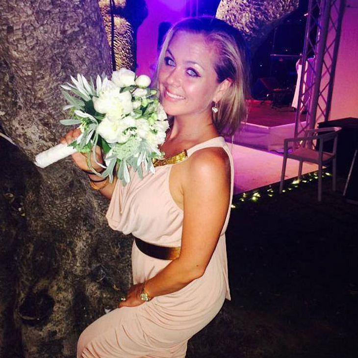Rebecca Kratz Hochzeit