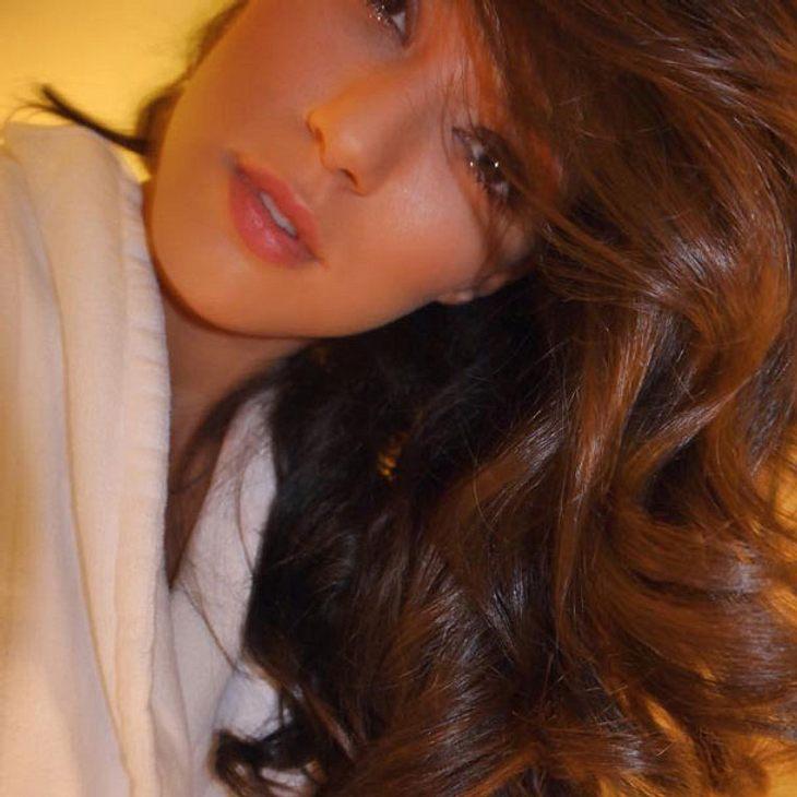 Rebecca Mir Haarfarbe