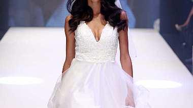 Rebecca Mir hat ihr Hochzeitskleid ruiniert - Foto: Getty Images