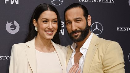 Rebecca Mir und Massimo Sinató - Foto: Getty Images
