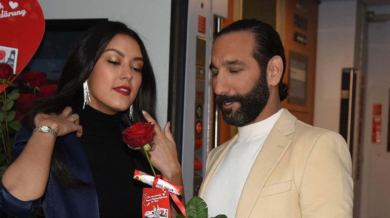 Rebecca Mir Massimo Sinato