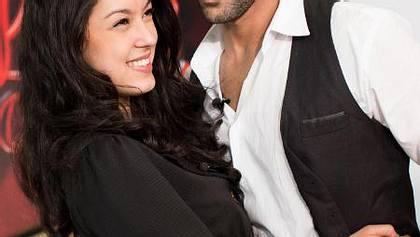 Rebecca Mir und Massimo Sinató stehen jetzt öffentlich zu ihren Gefühlen - Foto: Wenn