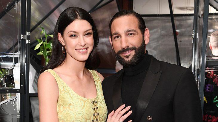 Rebecca Mir und Massimo Sinató bestätigen die Jubel-News