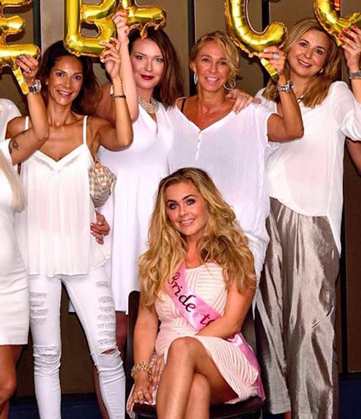 Rebecca Kratz: Sie feiert Bachelorette-Party