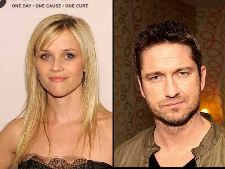 Datet Reese Witherspoon Gerard Butler?