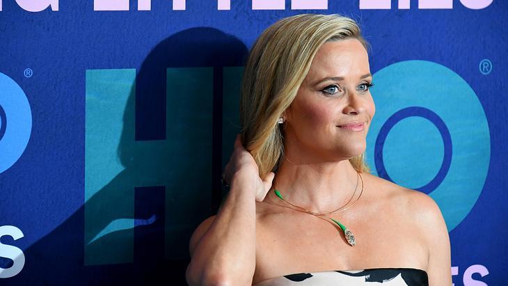Reese Witherspoon zeigt ihre neue Trendfrisur!
