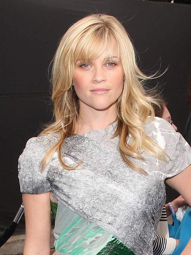 Reese Witherspoon: Spontaneität ist nichts für sie!