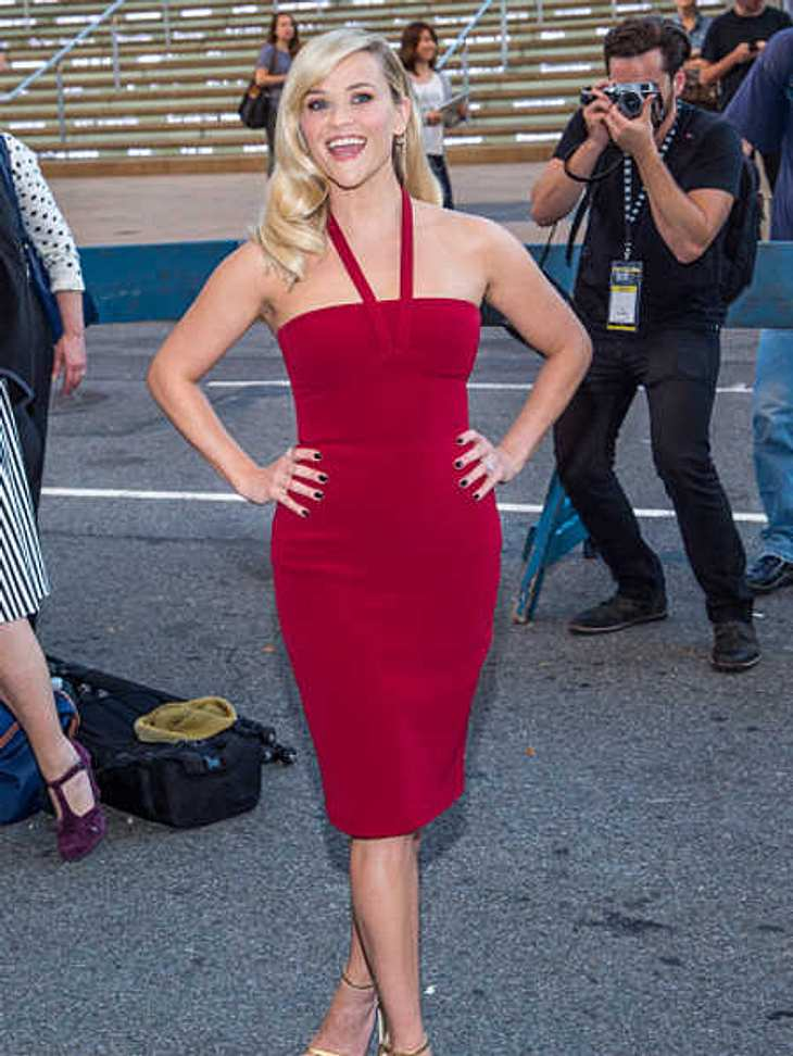 Reese Witherspoon: Echter Sex vor der Kamera