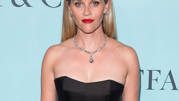 Reese Witherspoon bald als Tinkerbell auf der Leinwand