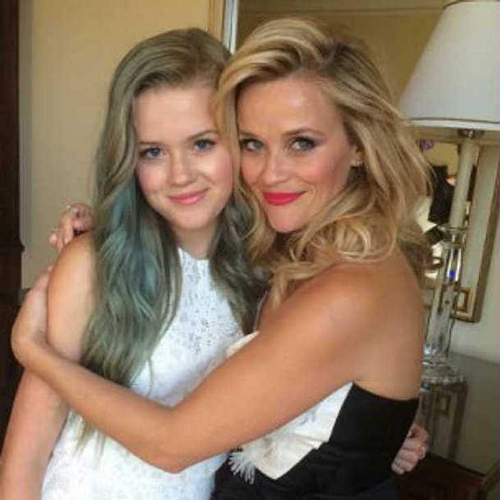 Reese Witherspoon: So ähnlich sieht ihr Tochter Ava!