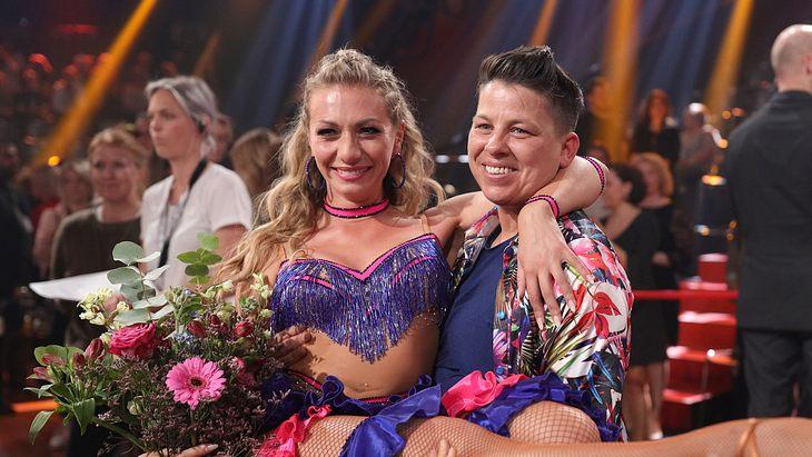 Regina Luca und Kerstin Ott