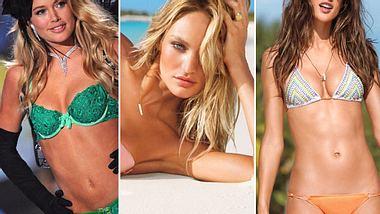 Money, Money, Money! Die reichsten Models der Welt - Bild 1 - Foto: GettyImages/Victorias Secret