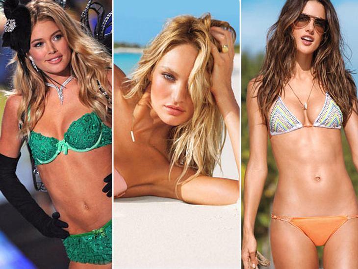 """Die reichsten Models der WeltReich und schön - das sind Gisele Bündchen und Co. definitiv! Aber die Brasilianerin führt die Riege an, sie gilt laut dem Wirtschaftsmagazin """"Forbes"""" als das bestverdienende Model der Welt! So arbeite"""