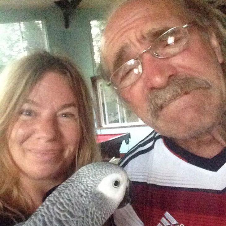 Konny Reimann hat jetzt graue Haare