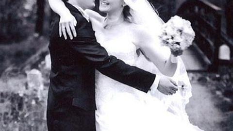 Meiko Reißmann und Anne Ross sind nun verheiratet