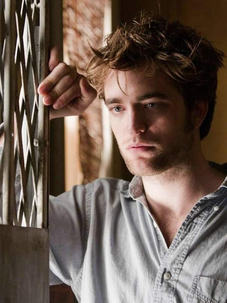 """undefined Robert Pattinson: Sexy Fotos des """"Twilight""""-Beaus"""