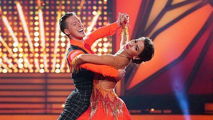 Valentin und Renata Lusin - Foto: TVNOW/ Stefan Gregorowius