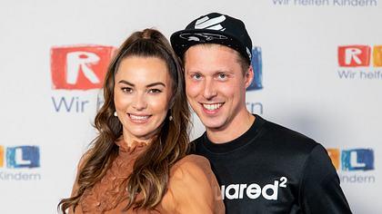Renata und Valentin Lusin - Foto: Getty Images