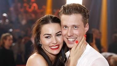 Renata und Valentin Lusin - Foto: imago