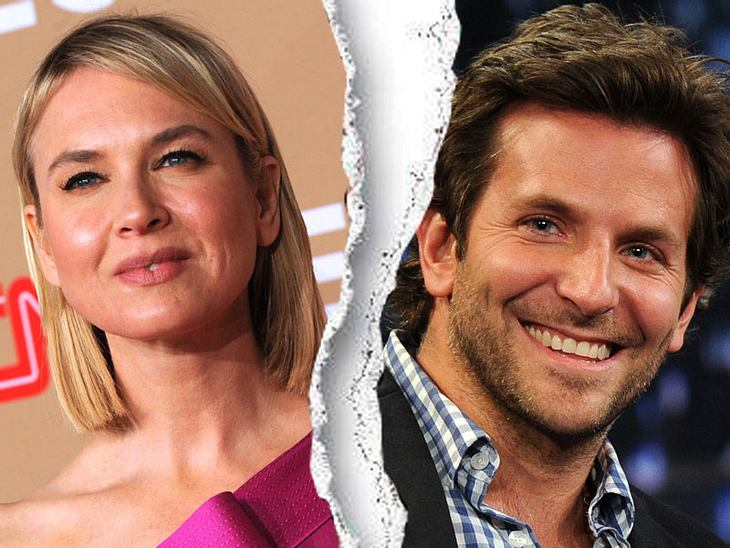 Renee Zellweger und Bradley Cooper gehen getrennte Wege