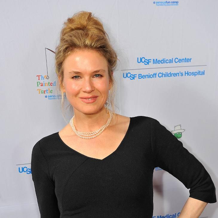 Renee Zellweger spielt wieder Bridget Jones