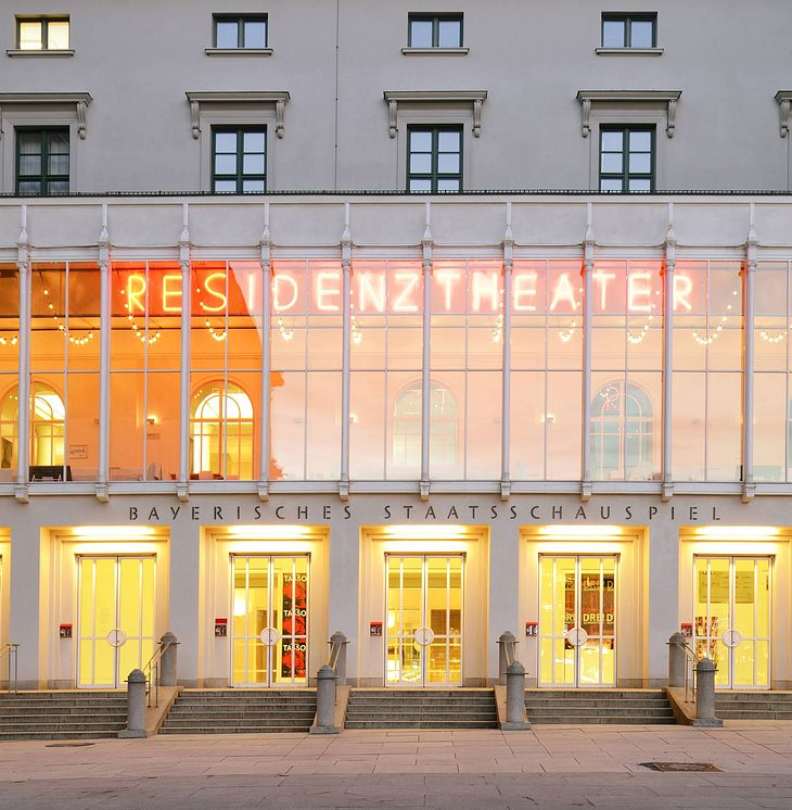 Helmut Stange von Residenztheater München ist tot