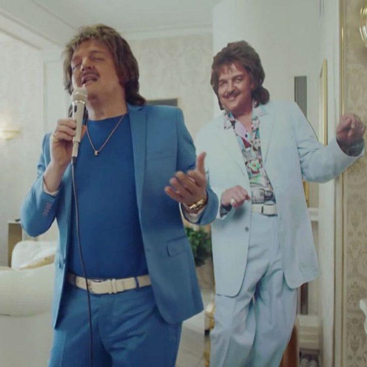 """Ricardo singt """"Weißer Stern von Alcunar"""""""