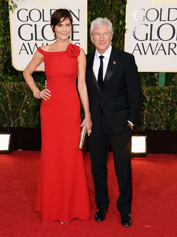 Richard Gere und Carey Lowell lassen sich scheiden