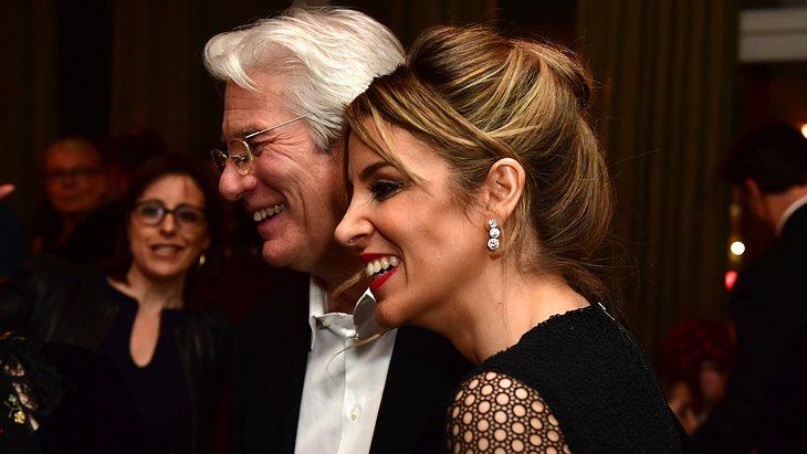Richard Gere: Baby-Hammer! Er wird nochmal Papa mit 69