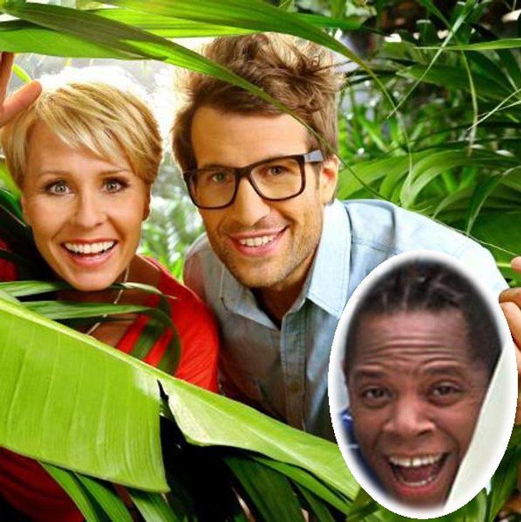 Geht Ricky Harris doch nicht ins Dschungelcamp?
