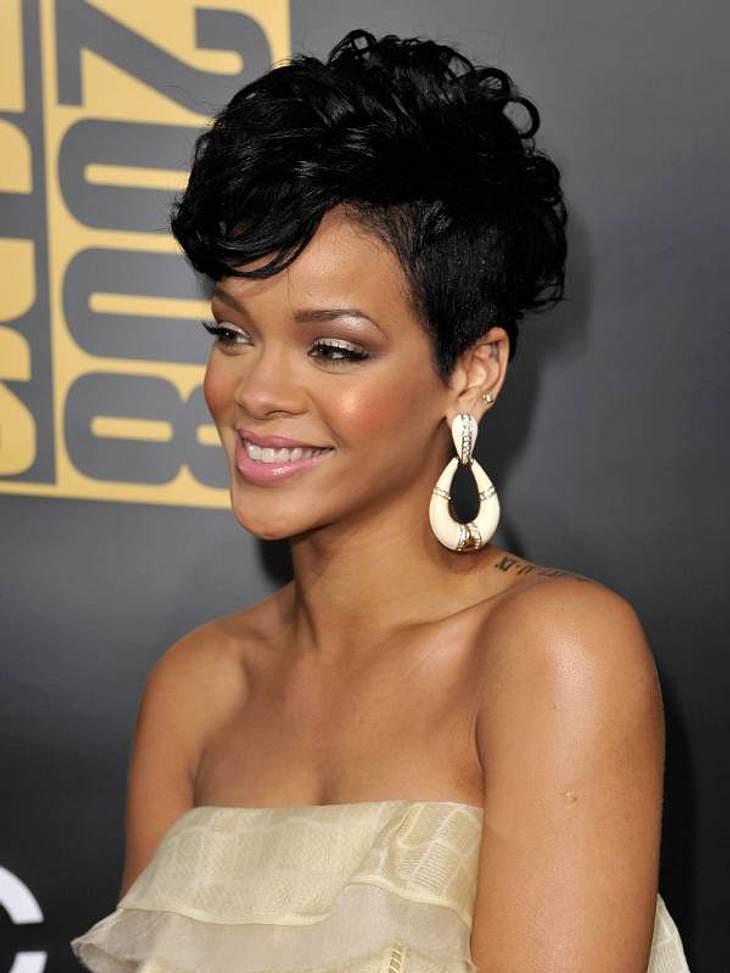 Rihanna Das Frisuren Cham 228 Leon Bild 14 Rihanna Das