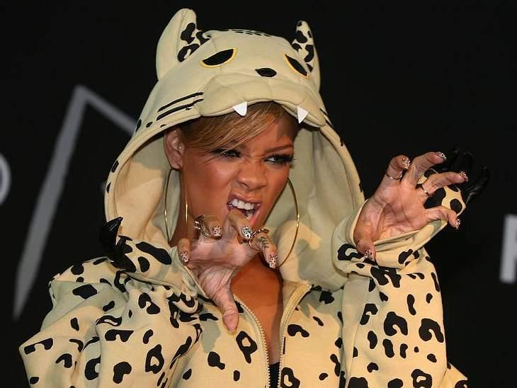 Rihanna: Ihre coolsten Styles